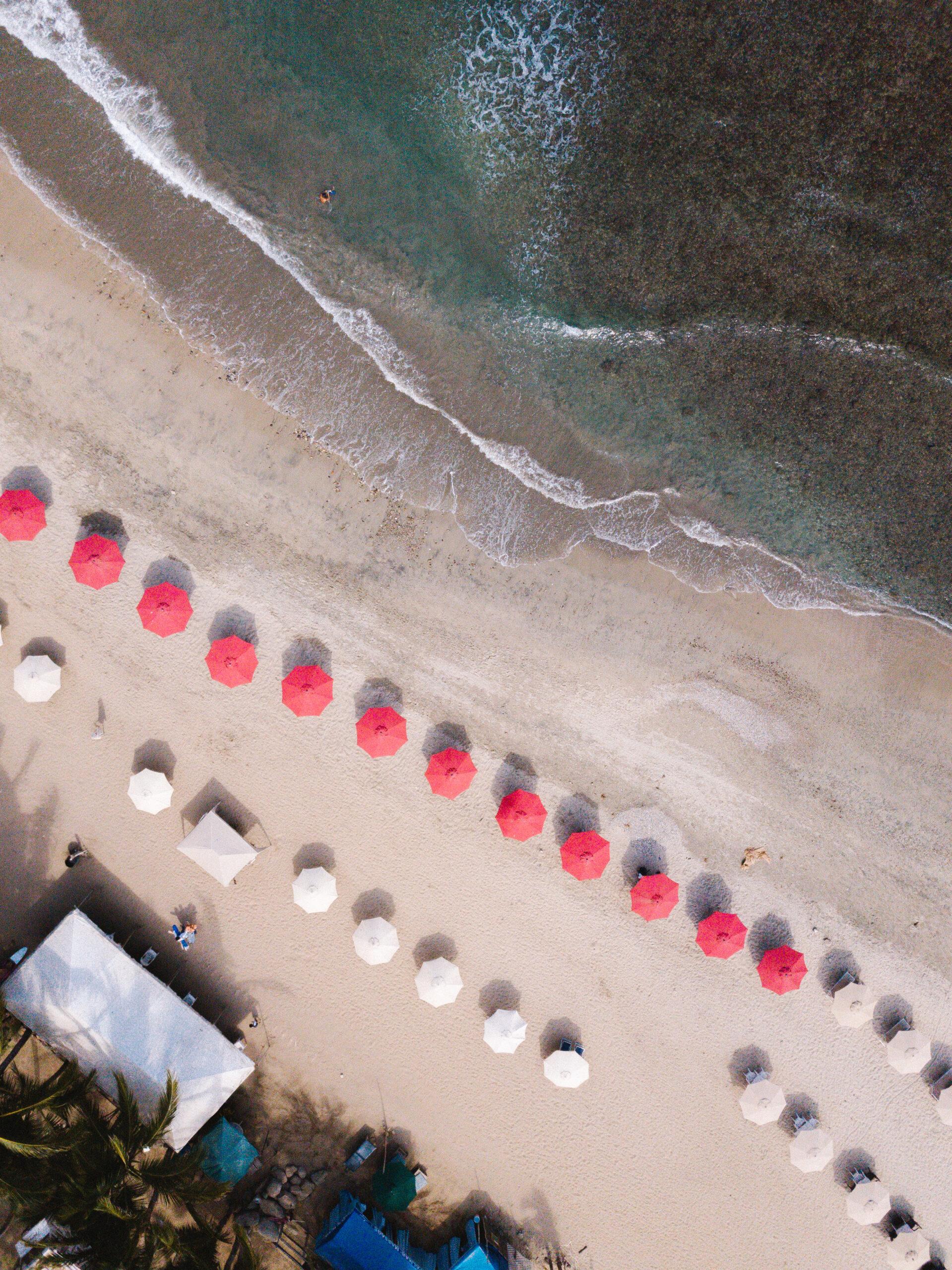 Florence Sayulita - Beach Overhead