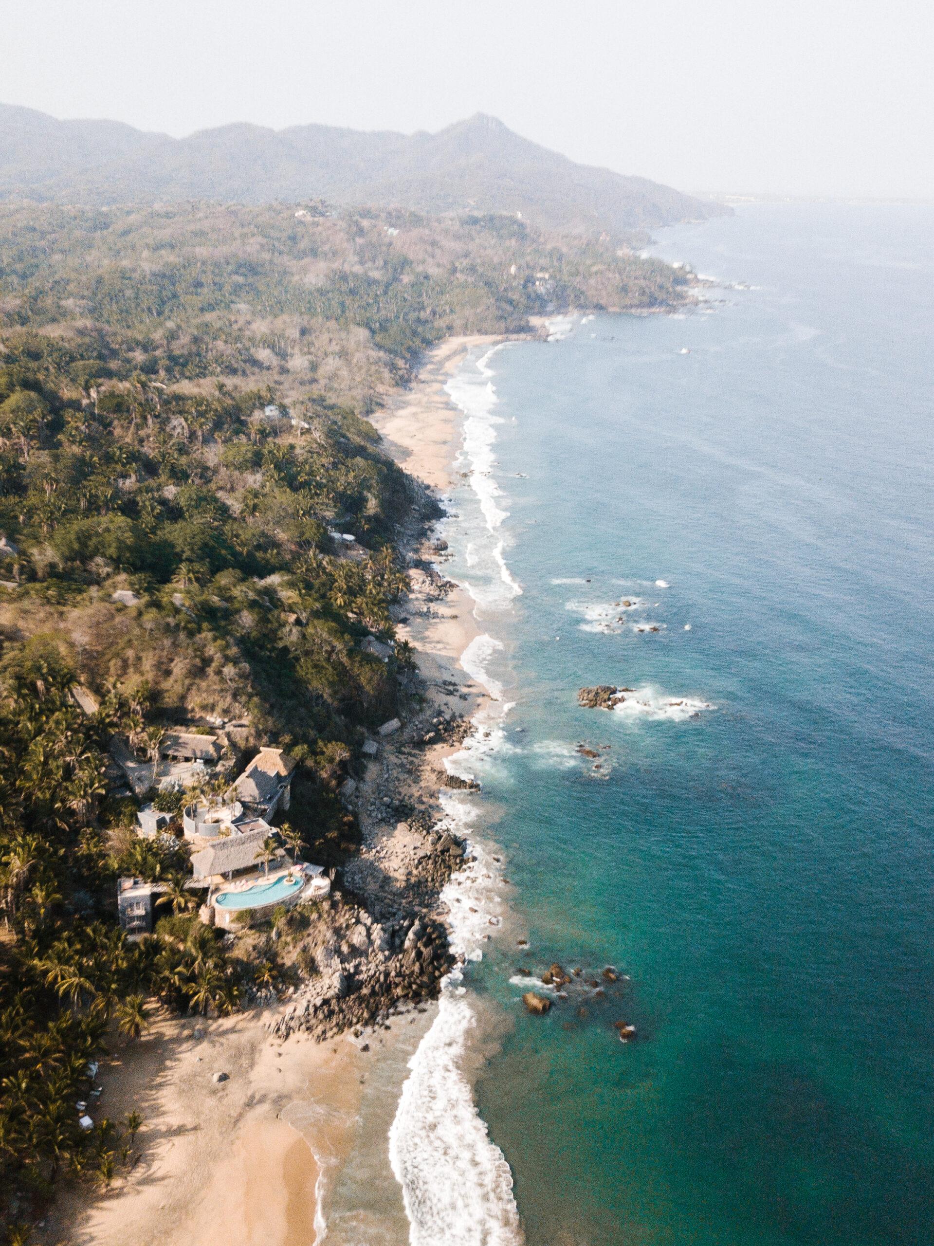 Florence Sayulita - Aerial 1