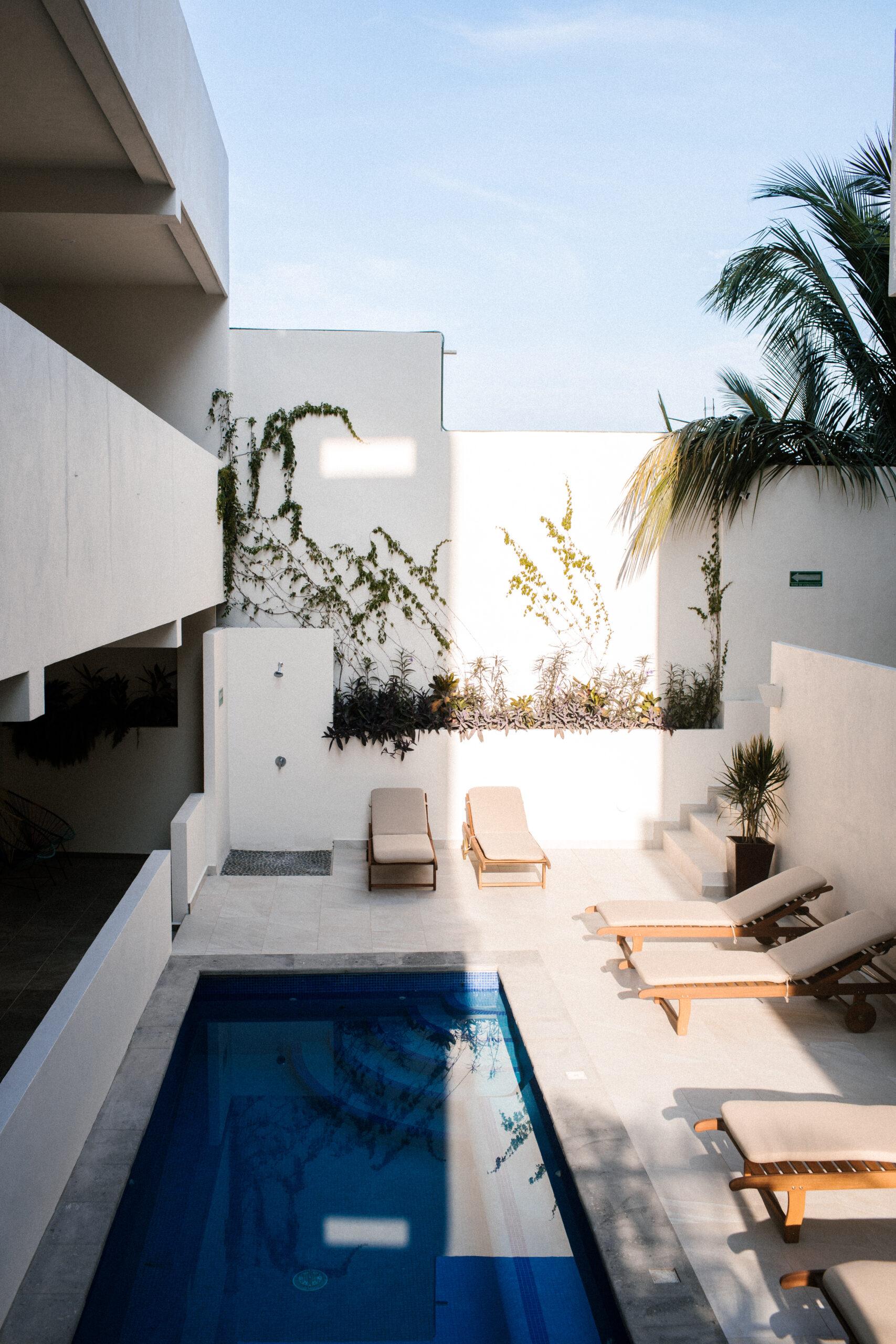Florence Sayulita - Exterior Pool