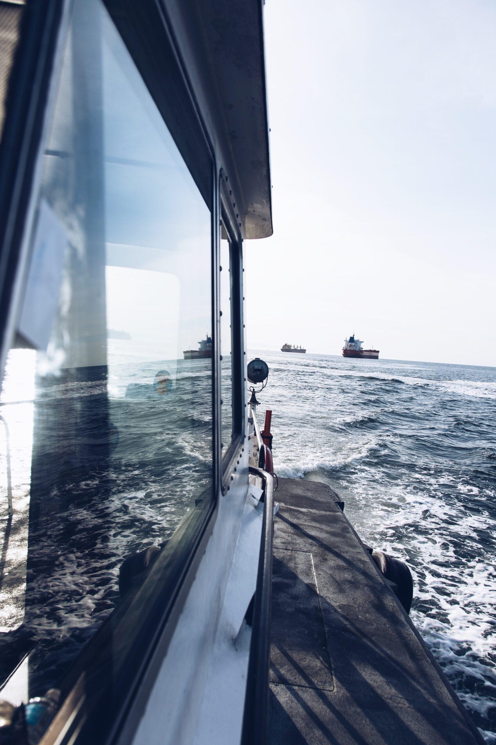 Tymac Pilot Six - English Bay
