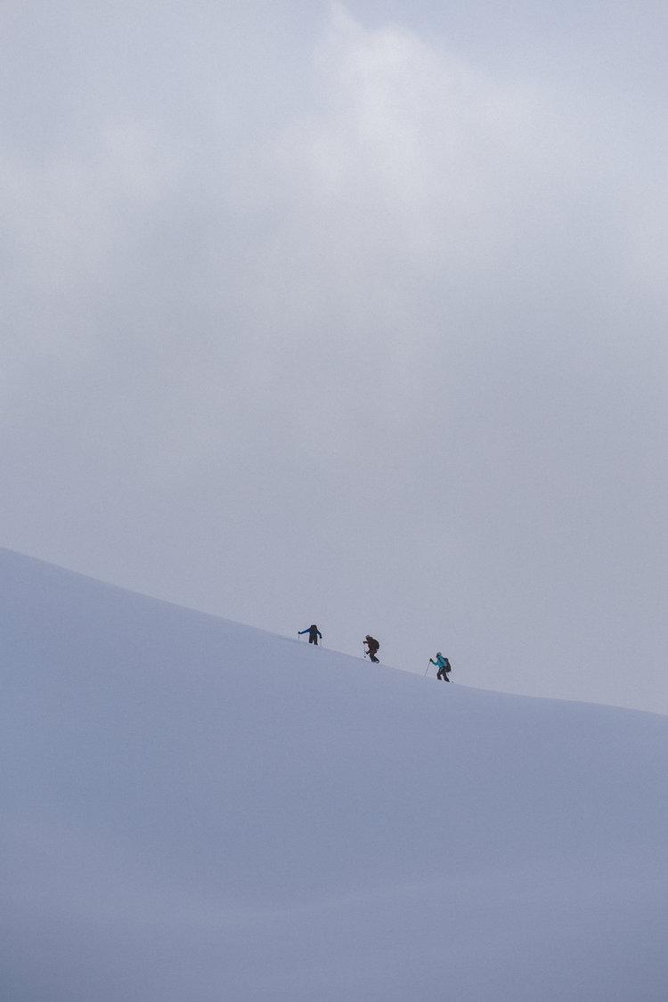 Vail Resorts - Glacier Climb