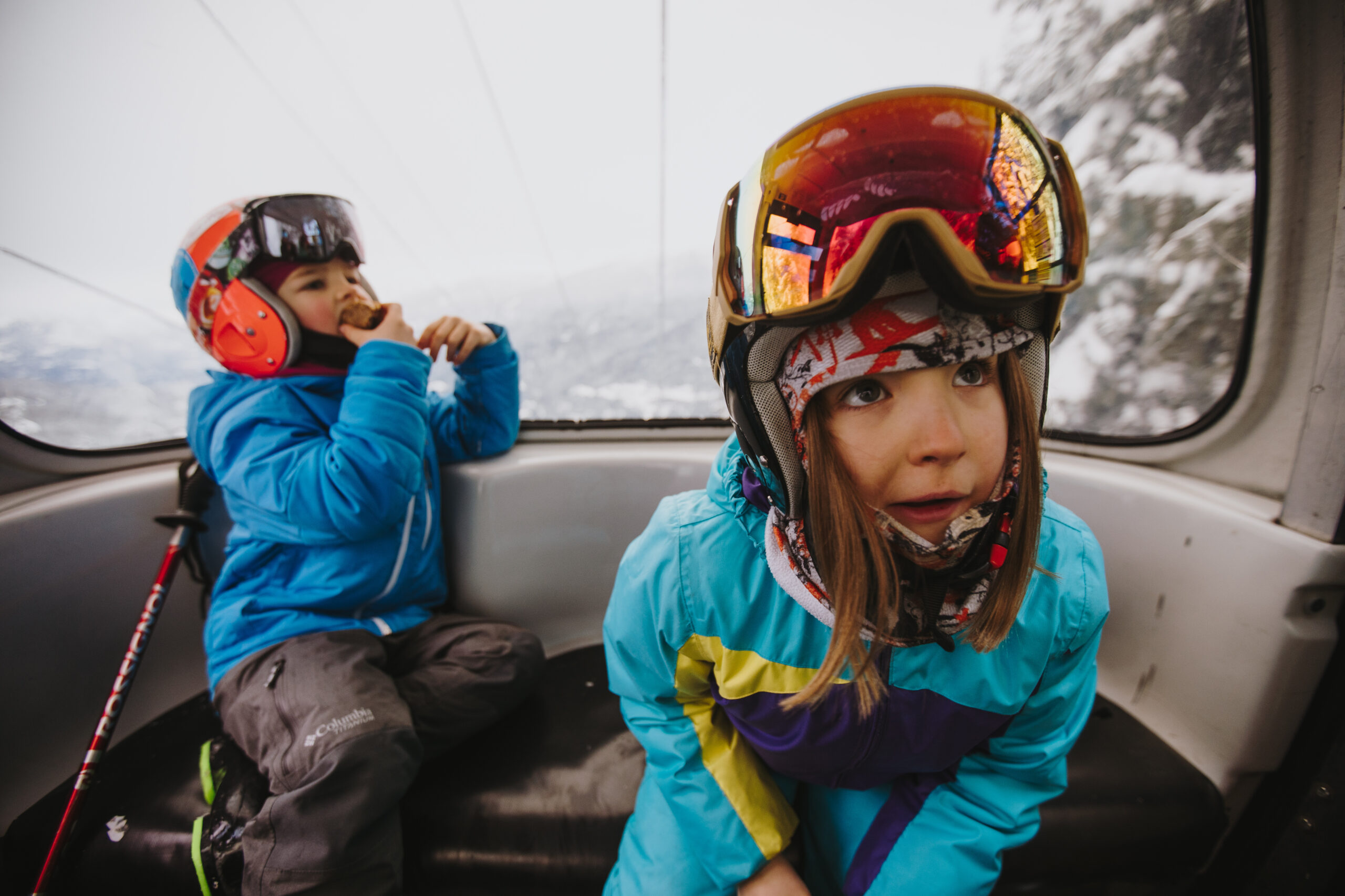 Vail Resorts - Chairlift